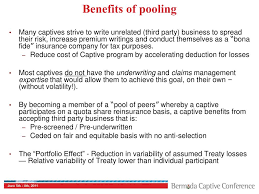 Under this system, insurance companies come together to form a pool, which can provide protection to insurance companies against catastrophic risks such as floods or earthquakes. Ppt Captives And Risk Pooling Powerpoint Presentation Free Download Id 4790749