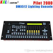 high performance moving head lighting dmx controller pilot 2000 dmx512 lightiing console moving lighting controller dmx lighting console dj lighting