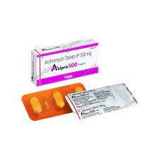 Azipro 500 MG Tablet (3) - Uses, Side Effects, Dosage, Composition & Price