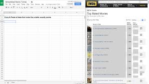 Online Sign In Sheet Google Sheets 101 The Beginners Guide To Online