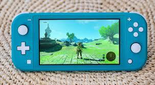 Trên tay Nintendo Switch Lite, hệ máy chơi game cầm tay giá rẻ dành cho học  sinh sinh viên