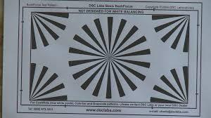 Flange Focal Distance Chart Accidently Adjusted Flange Focal Length At Dvinfo Net