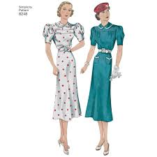 Vintage Simplicity Patterns Amazing Decorating Design