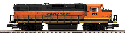 MTH Trains | MTH #20-20820-1 BNSF GP-60M Diesel Engine With Proto ...