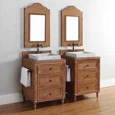wood bathroom vanity. James Martin Solid Wood 26 Inch Copper Cove Single Bathroom Vanity 300-V26-DRP T