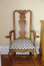 Sitting Pretty How To Reupholster Dining Room Chair Seat Covers Cool Reupholstered Dining Room Chairs