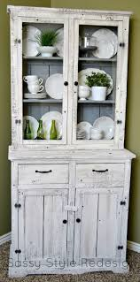 White Kitchen Hutch Cabinet 25 Best Ideas About Rustic Hutch On Pinterest Painted Hutch