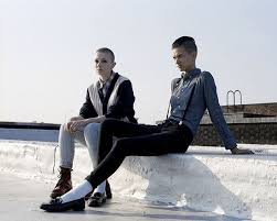 Obsessing: Harmony Boucher & Polly Spencer | dapperQ | Queer Style