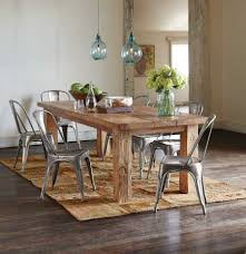 bathroom good looking rustic wood dining table set 11 kitchen rustic wood and metal round dining