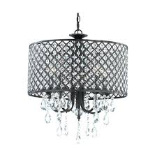 black chandelier lamp lamp shades