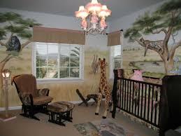 Nursery room ideas  Safari Nursery
