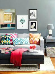 area rug in living room this living room rug placement is perfect for the size of