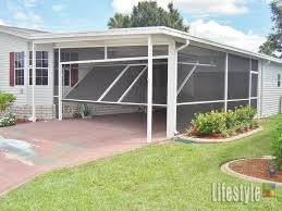 Lifestyle Carport Application: From Carport to Screened Room | Our ...