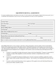 As the end of your lease term approaches, you and your tenant may choose to renew for another term or end the lease agreement. 45 Sample Basic Rental Agreements In Pdf Ms Word Excel