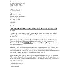 Resume Cover Letter Bahasa Melayu Augustais