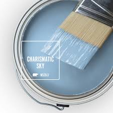 Light Blue Behr Colorfully Behr Color Of The Month Charismatic Sky