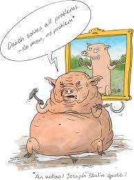 napoleon a pig in animal farm socio pig napoleon s