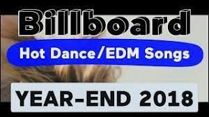 Billboard Top 100 Best Dance Electronic Edm Songs Of 2018