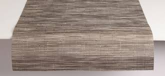 chilewich  table  placemats  runners  bamboo  dune (runner)