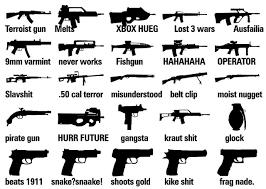 1242607273550 Gun Identification Chart Cornholio Flickr