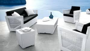 patio furniture white. White Patio Furniture Modern Resin Wicker Best Cleaner For .