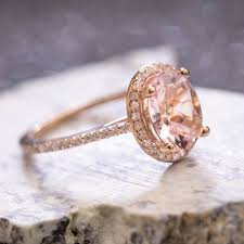 Design Your Own Morganite Engagement Ring Morganite Engagement Rings Custommade Com