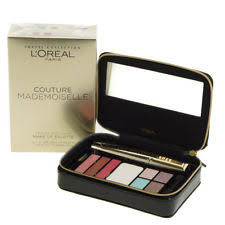 l oreal make up palette set couture mademoie eyeshadows mascara lipsticks