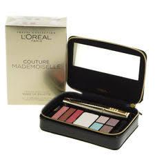 l oreal make up palette set couture mademoiselle eyeshadows mascara lipsticks