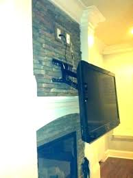 how high to hang tv hanging above fireplace hanging over fireplace hang how high to hang