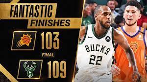NBA - Milwaukee Bucks gleichen die Finalserie aus - NBA - Basketball -  sportschau.de
