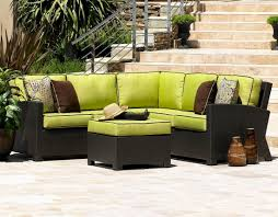 sectional wicker patio furniture fresh better homes and gardens all weather outdoor sets tan wicker