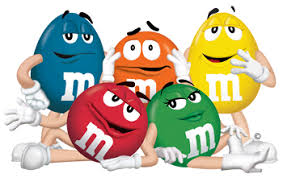 Image result for m&m pictures