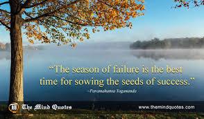 Yogananda Quotes Fascinating Paramahansa Yogananda Quotes On Success And Failure Themindquotes