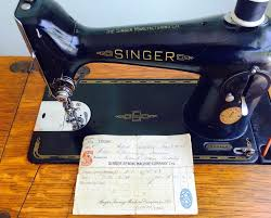 What Year Was My Singer Sewing Machine Made