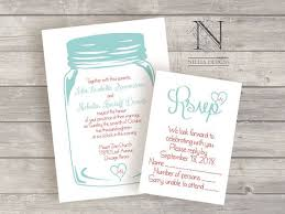 55 best invites images on pinterest marriage, wedding stationery Wedding Invitations Jars mason jar wedding invitations country chic rustic by nellybean, $3 75 wedding invitations rsvp