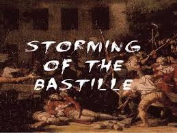 Image result for storming the bastille