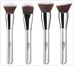 it cosmetics for ulta airbrush 101 106 110 115 108 buffing blurring foundation brushes deluxe beauty makeup face blender cosmetics makeup brushes from