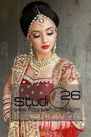 indian bridal makeup golden eyeshadow