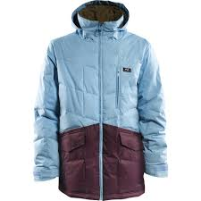 Foursquare Foreman Insulated Snowboard Jacket Mens