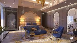 Full Bedroom Interior Design Luxury Master Bedroom Interior Design In Dubai 2020
