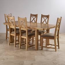 Oak Dining Room Set  DiningroomsetscomSolid Oak Dining Room Table