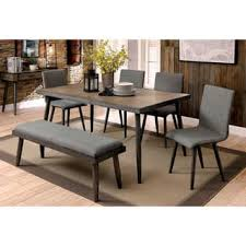 dining room furniture discount prices. furniture of america bradensbrook mid-century modern industrial style metal 64-inch dining table room discount prices n