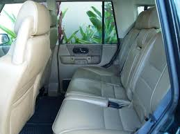 2000 land rover discovery ii 4x4 3rd row seats