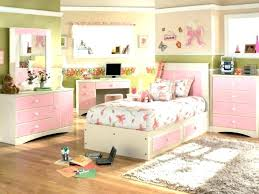 White Kids Bedroom Sets Kid Furniture Intended For Colors With Black ...
