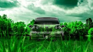volkswagen golf%e2%80%8e gti crystal nature car