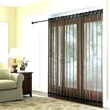 sliding door covering window coverings ideas glass doors best