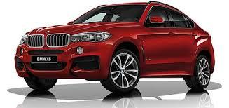 <b>Аэродинамический обвес</b> M-Sport BMW X6 F16.