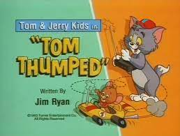 Tom Thumped   Tom and Jerry Kids Show Wiki