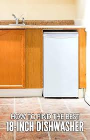 dishwasher reviews 2016. Best 18 Inch Dishwasher How To Find The Reviews 2016