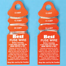 buy fuse wire 5 15 and 30 amp tts fuse wire 5 15 and 30 amp small